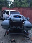 Продам лодку с мотором Tohatsu 15 и телегой! Обмен НА Гидроцикл