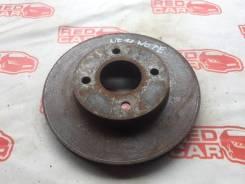 Тормозной диск Nissan Note [40206AX000] NE11, передний