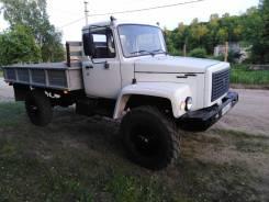 ГАЗ-33081, 2021
