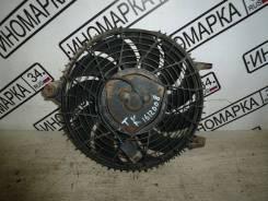 Toyota corolla вентилятор радиатора