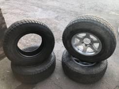 Bridgestone Blizzak, 265/70 R16