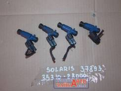 Форсунка топливная Kia Rio / Cerato / Ceed / Hyundai Solaris