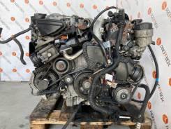 Контрактный двигатель Mercedes C-Class W203 OM642, 2005 г.