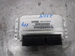 Блок управления двигателем Ваз 2105 2010 [21067141102022] 21067