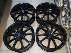 """Красивые литые диски для Mazda и др 17"""" (5*114.3) 7j et+50 цо 67.1мм"""