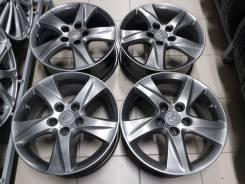 """Оригинальные Honda (Japan) 17"""" 7.5j et+55 (5*114.3) цо64.1мм"""
