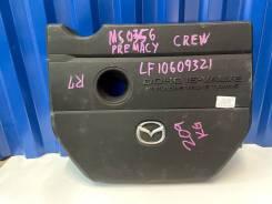 Крышка двигателя Mazda 6 2010 [LF96102F1] GH LF-VE