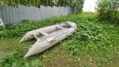 Лодка HDX 4,30