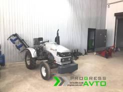 Трактор с роторной косилкой Скаут Т-18