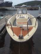 Продам отличный катер для рыбалки с обходной палубой или обменяю