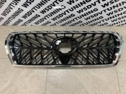 Решетка радиатора в стиле TRD для Land Cruiser 200 2012-2015г