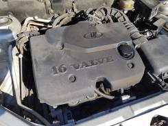 Крышка двигателя ВАЗ-2170 Приора 2171 2172 21126