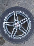 Продам комплект колёс в сборе 195/55/R16