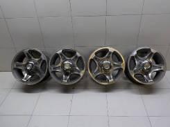 Диски колесные комплект R16 Pajero 2 Pajero Sport Montero L200