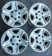 Диски колесные комплект R16 6x139.7 Mitsubishi Nissan Toyota ET10