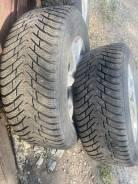 Зимние колёса на Infiniti FX35/45