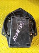 Мотор печки задний