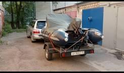 Продам лодку пвх нднд солар 380 полный фарш.