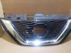Решетка радиатора Nissan Qashqai