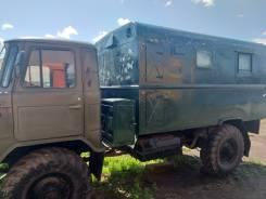 ГАЗ 66, 1980