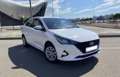 Аренда авто Без залога и лимита пробега. Новый Hyundai Solaris