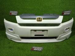 Бампер Honda Mobilio Spike, передний