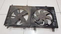Вентилятор радиатора в сборе с дифузором [S1308000] для Lifan X60 [арт. 518251-4]