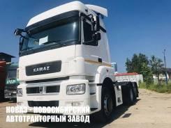 КамАЗ 65209-87, 2021