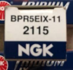 Свеча зажигания NGK BPR5EIX-11 / 2115