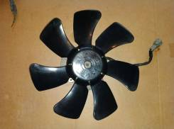 Моторчик вентилятора охлаждения в сборе