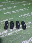 Задние тормозные колодки Toyota Land Cruiser 1990 [GDB1182S] Внедорожник 2Gdftv, заднее