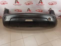 Бампер задний Nissan Qashqai (2006-2013) [85022JD00H]