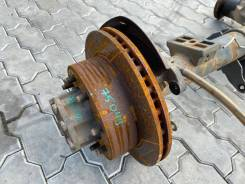 Колодки ручника Ford F250 2003 1FTNX21P53ED86740 6.0, задние левые