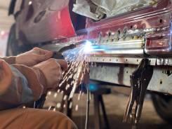 Сварочные работы сварка порогов ремонт кузовов Сварка Антикор рамы
