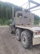 Урал 4310 лесовоз