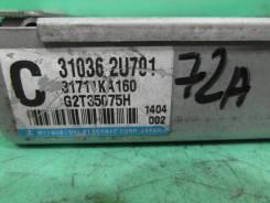 Блок управления акпп Nissan CUBE Z10 31036-2U701