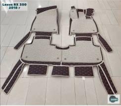 3D коврики Rainet в салон для Lexus Nx300 (R)