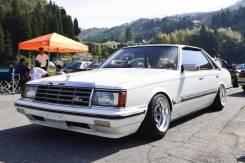 Nissan Laurel, 1984