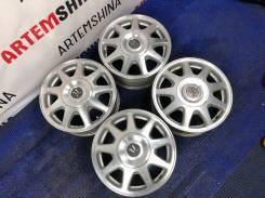 Оригинальные литые диски Toyota R15 5/114.3