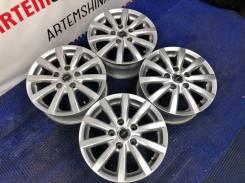 Фирменные литые диски из Японии Bridgestone Toprun R15 5/114.3