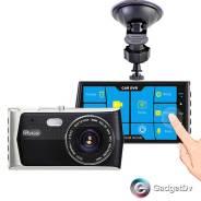 Автомобильный видеорегистратор T680. РФ Сеть