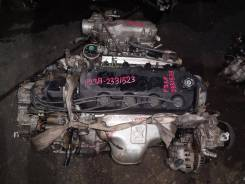 Двигатель Honda F23A с АКПП MPGA на Honda Odyssey RA6