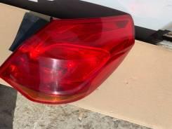 Фонарь Opel Astra 2012 [13306454] P10 A16XER, задний правый