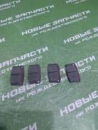 Передние тормозные колодки Daewoo Nexia 2009 [96101972S] Седан А15МF, переднее