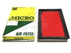 Фильтр воздушный с пропиткой A-927V Micro AV-3738 Япония