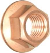 Гайка трубы глушителя m10x1.25