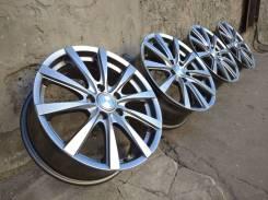 Надёжные диски Grass Wheels R17 114.3X5 без пробега по РФ