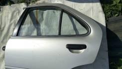 Стекло уголок двери зад лево Nissan Sunny FB14 4WD CD20