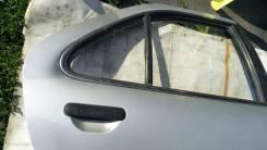 Стекло уголок двери зад право Nissan Sunny FB14 4WD CD20