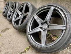 Комплект лучших колёс на BMW X5-X6 ADV1